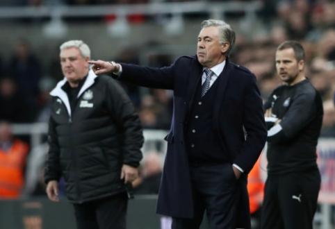 """C. Ancelotti tęsia pergalingą žygį prie """"Everton"""" vairo"""