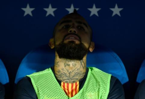 """A. Vidalis ėmėsi teisinių veiksmų prieš """"Barceloną"""" klubą"""