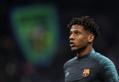"""""""Milan"""" baigia derybas su """"Barca"""" dėl gynėjo įsigijimo"""