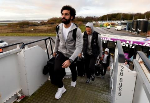 """Į dar vieną trofėjų nusitaikęs """"Liverpool"""" išvyko į Katarą"""
