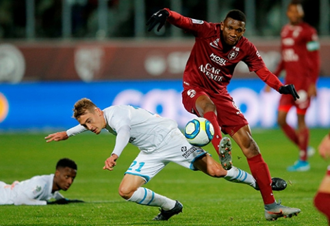 """""""Ligue 1"""": nesėkmingas vakaras šeimininkams"""