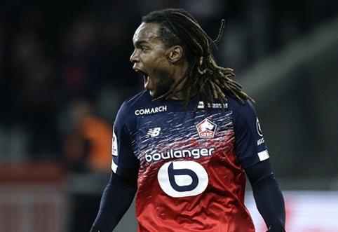 """""""Ligue 1"""": """"Lille"""" pasiekė sunkią pergalę"""