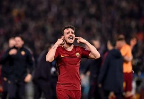 """""""Roma"""" planuoja atsisveikinti su A.Florenzi"""