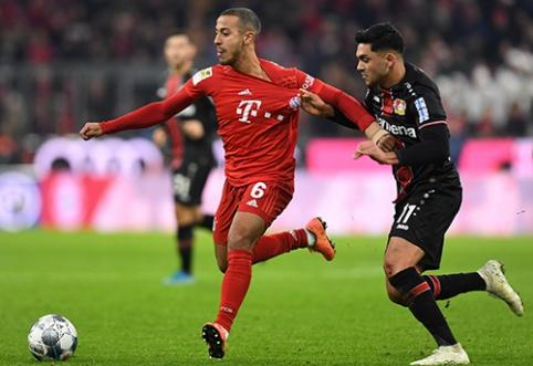 """Du """"Bayern"""" senbuviai pradėjo galvoti apie išvykimą"""