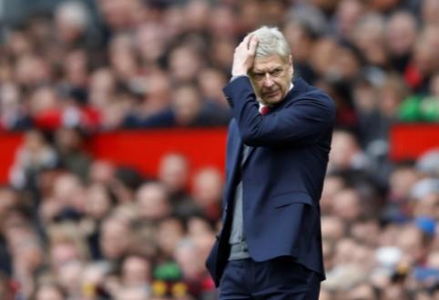 """A.Wengeras: """"Arsenal"""" nužmogėjo"""