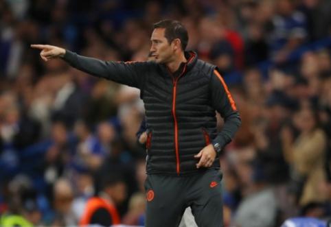 F. Lampardas atsikirto jį kritikavusiam R. Keane'ui
