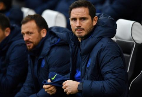 """F. Lampardas po skaudaus dūrio Niukasle: """"Mums trūksta """"žudiko instinkto"""""""