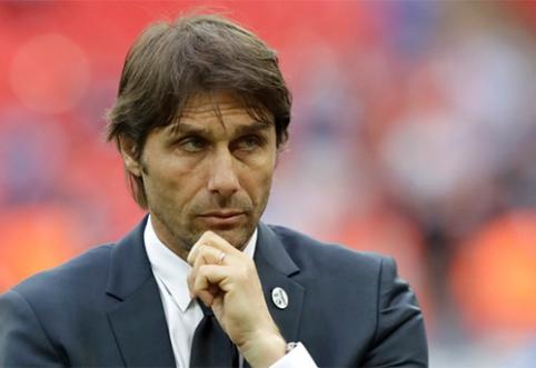 """A.Conte laimėjo teismo procesą prieš """"Chelsea"""""""