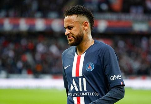 """""""Ligue 1"""": """"Monaco"""" pateikė staigmeną prieš PSG"""