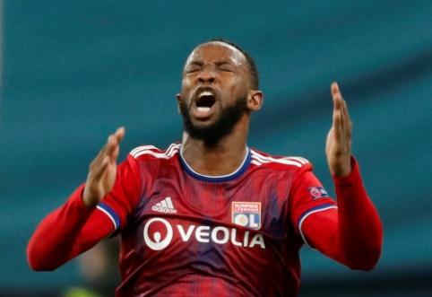 """""""Ligue 1"""": """"Lyon"""" išvykoje nukovė """"Bordeaux"""""""