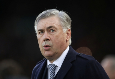 C. Ancelotti po nesėkmės Liverpulio derbyje negailėjo kritikos savo žaidėjams