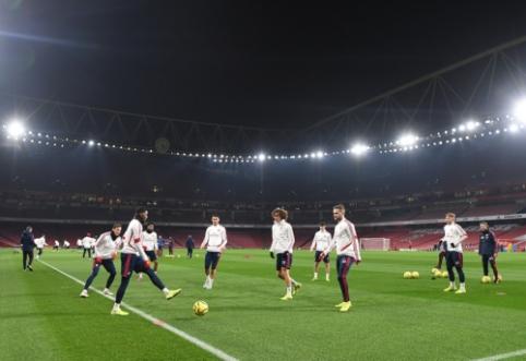 """Arsenal"" – ""Man Utd"": nesibaigiantis sezono košmaras ""Emirates"" stadione (įdomūs faktai)"