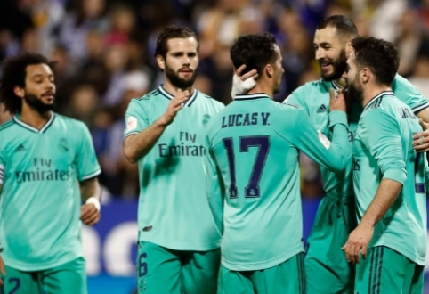 """Karaliaus taurės ketvirtfinalio burtai: """"Real"""" ir """"Barcos"""" laukia baskų iššūkis"""