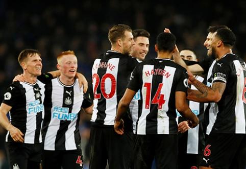 """Šaltinis: """"Newcastle"""" gali tapti turtingiausiu pasaulio klubu"""