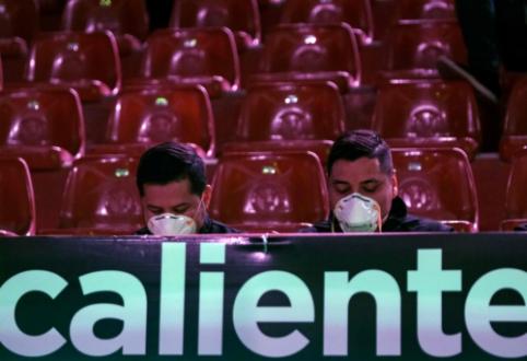 """""""Serie C"""" komandos stovykloje – trys koronaviruso atvejai"""