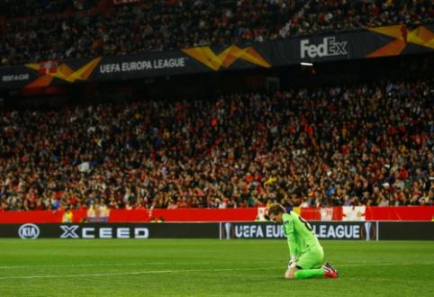 """EL: G. Arlauskio klubas buvo per žingsnį nuo sensacijos, """"Getafe"""" eliminavo """"Ajax"""" ekipą"""