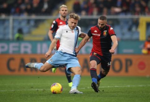 """""""Serie A"""": """"Roma"""" ir """"Lazio"""" šventė pergales, ketverios rungtynės – atidėtos"""