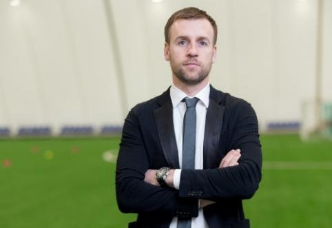 PFA įkūrėjas A. Klimavičius: juntamas futbolininkų poreikis ištikus bėdai kažkur kreiptis