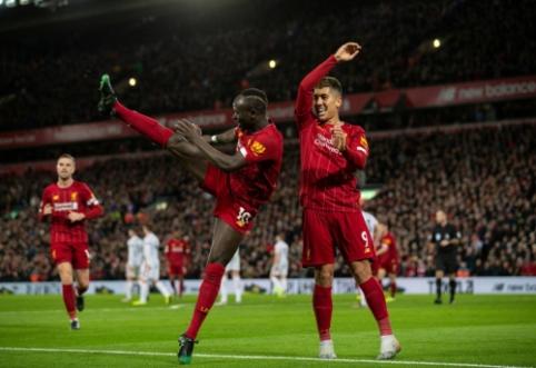 """Ypatingas """"Liverpool"""" sezonas, kuris galėjo būti dar įspūdingesnis"""