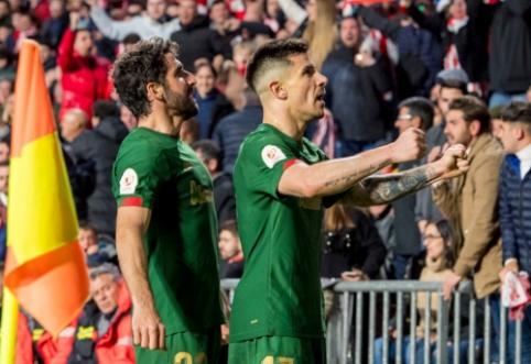 Karaliaus taurės finale – baskų derbis