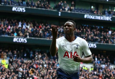 """Tottenham"" palikęs V. Wanyama karjerą tęs MLS pirmenybėse"
