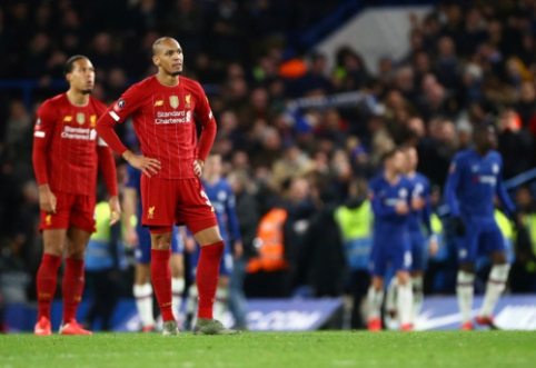 """Chelsea"" FA taurės aštuntfinalyje eliminavo ""Liverpool"" klubą"