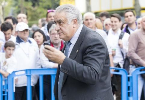 """Koronavirusas pasiglemžė buvusio """"Real"""" prezidento gyvybę"""
