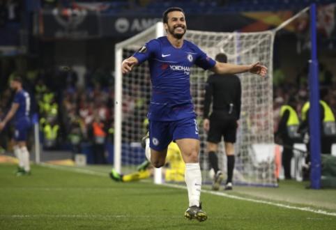 """Apie besibaigiantį kontraktą prakalbęs Pedro: """"Dabar tai nėra taip svarbu"""""""