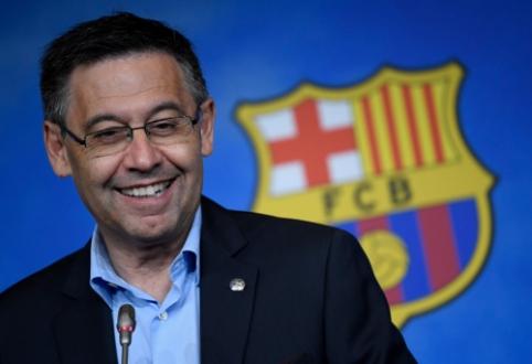 """Buvęs """"Barcelona"""" direktorius nerimauja dėl klubo ateities"""
