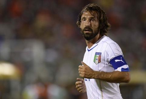 "A.Pirlo dar dvejiems metams lieka ""Juventus"" ekipoje"