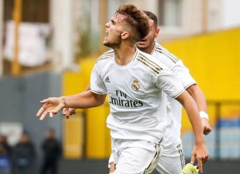 """Ispanijos spauda neabejoja: """"Real"""" akademijoje auga naujasis S. Ramosas"""