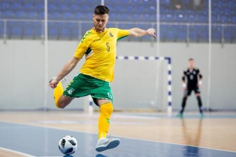 Lietuvos salės futbolo asociacija keičia pavadinimą
