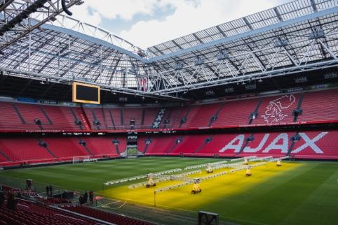 """""""Ajax"""" paliekantis vartininkas gali atsidurti Anglijoje"""