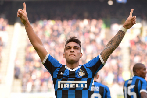 """""""Inter"""" nesiruošia daryti nuolaidų dėl L. Martinezo"""