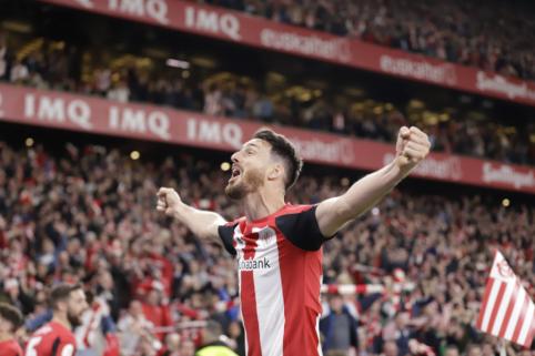 """Athletic"" klubo legenda A. Adurizas atsisveikina su futbolu"