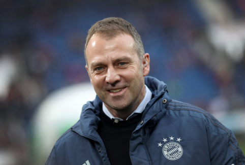 """H. Flickas: """"Borussia"""" yra viena geriausių komandų Europoje"""""""