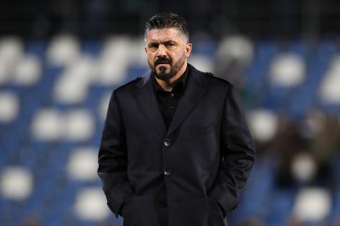 "G. Gattuso sulaukė ""Serie A"" ekipos pasiūlymo"