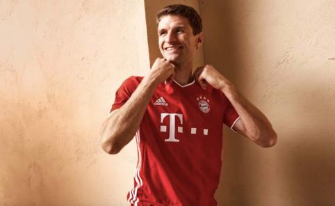 """""""Bayern"""" pristatė naujas namų aprangas, su kuriomis pasirodys jau Vokietijos taurėje"""
