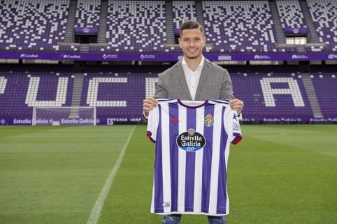 """""""Real"""" už 5 mln. eurų kitam """"La Liga"""" klubui pardavė akademijos auklėtinį"""