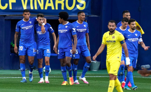 """""""Sevilla"""" ir """"Villarreal"""" dvikovoje – rezultatyvios lygiosios"""