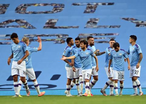 """""""Premier"""" lyga: Permainingos """"Tottenham"""" rungtynės ir lengva """"Manchester City"""" pergalė"""