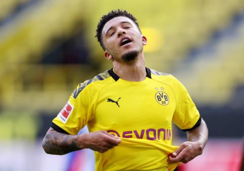 BVB direktorius abejoja, kad J. Sancho šią vasarą paliks Dortmundą