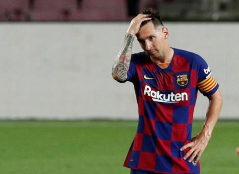 """L. Messi pateikė savo kandidatą į """"Barcelona"""" trenerio postą"""