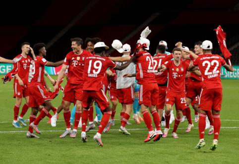 Būsimoji tvarka stadionuose Vokietijoje – rungtynės be alaus
