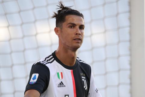 C. Ronaldo smūgis garantavo 60 metų nematytą pasiekimą