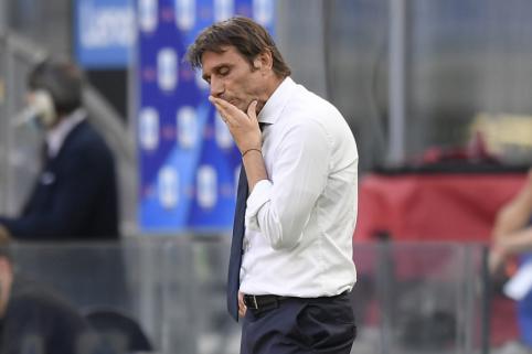 A. Conte tikisi treniruoti klubą iki kontrakto pabaigos