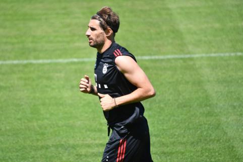 """""""Bayern"""" ruošiasi atsisveikinti su J. Martinezu"""
