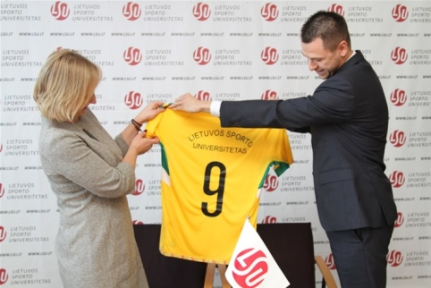 "Lietuvos sporto universitetas bendradarbiaus su ""Barcelona"""