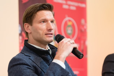M. Stankevičius treniruos Italijos klubą