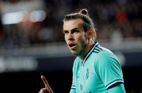 """""""Real"""" ruošiasi atsisveikinti su G. Bale'u"""